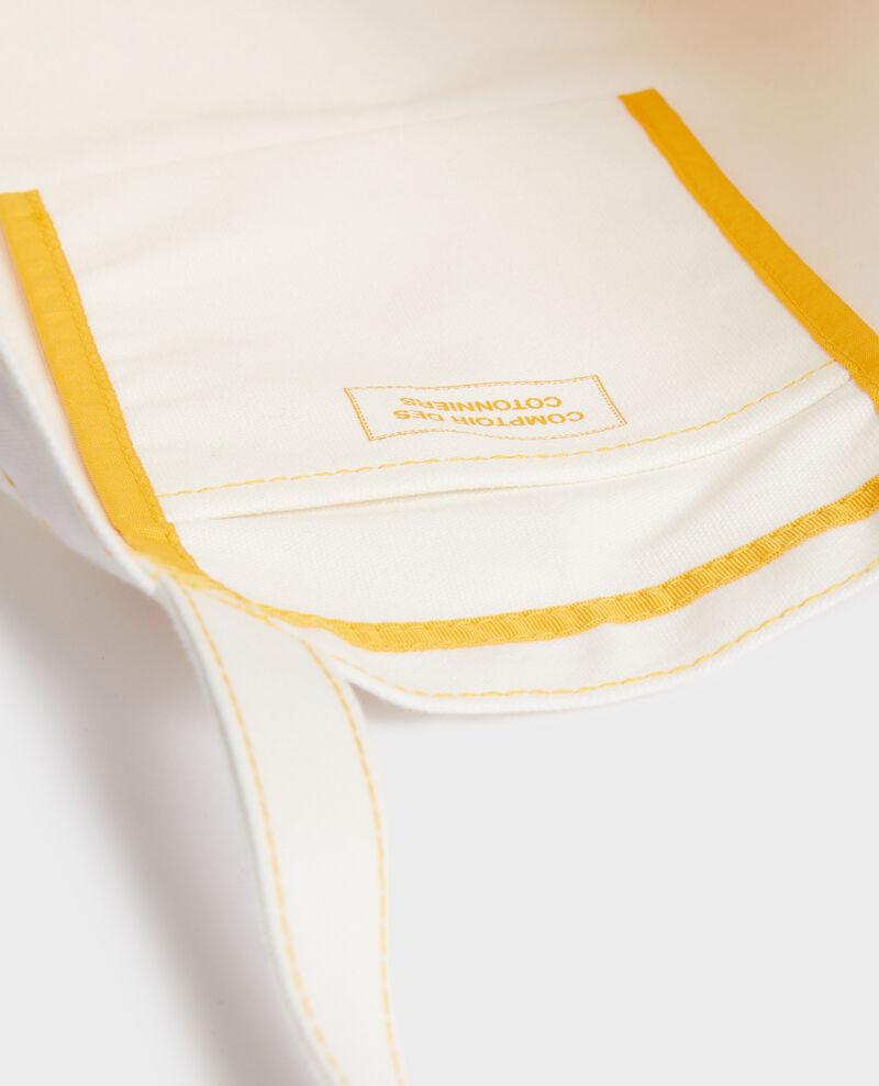 Bolso de tela estampada Gold fusion Mairie
