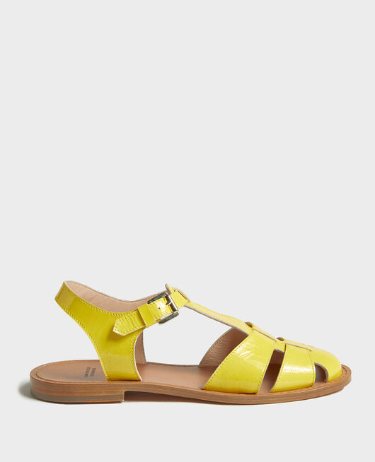 Sandalias de charol MAIZE