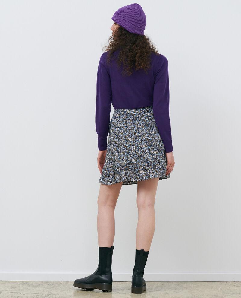 Jersey cuello redondo de lana Acai Passy
