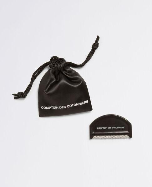 Comptoir des Cotonniers - Peine para cachemir Negro - 2