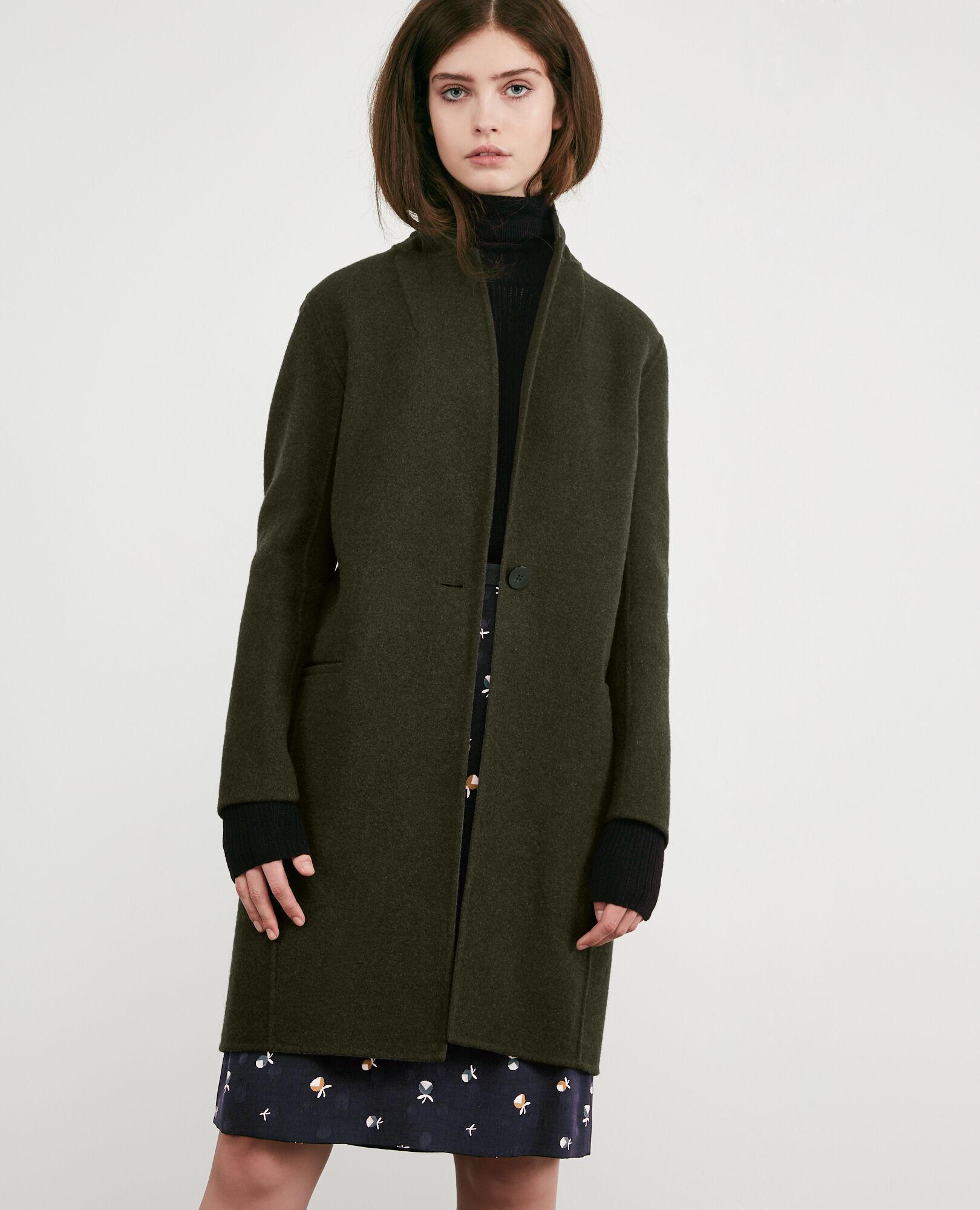 Que significa abrigo doble faz