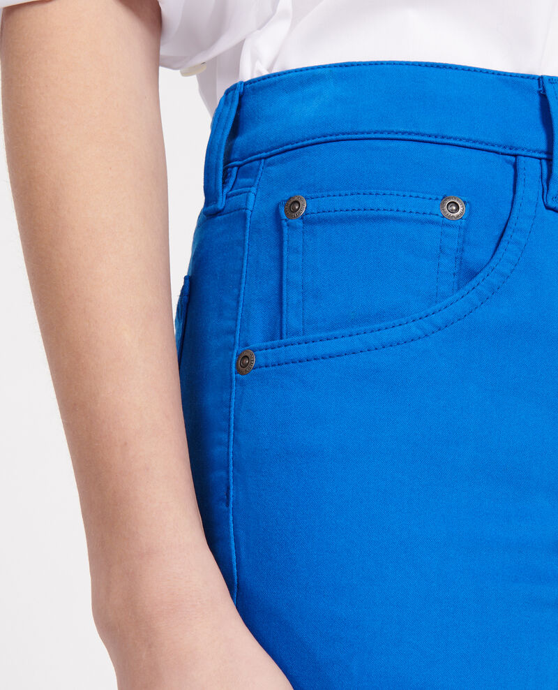 Pantalón de corte recto Princess blue Lozanne