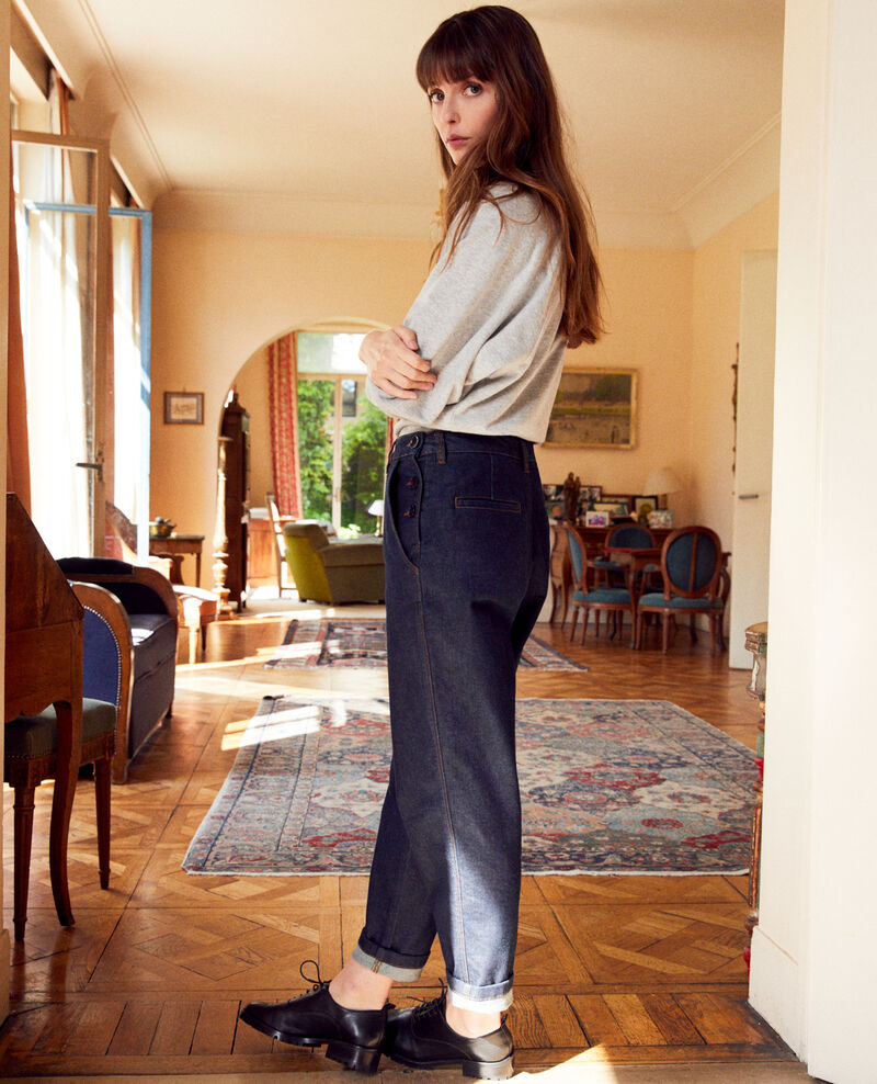 Jeans fashion fit Rinse Jiskoli