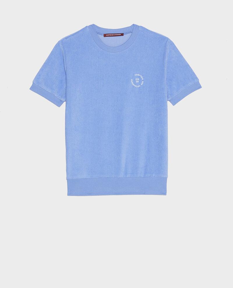 Camiseta de algodón Persian jewel Lis