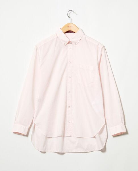 Comptoir des Cotonniers - Camisa atemporal de algodón Pink - 3