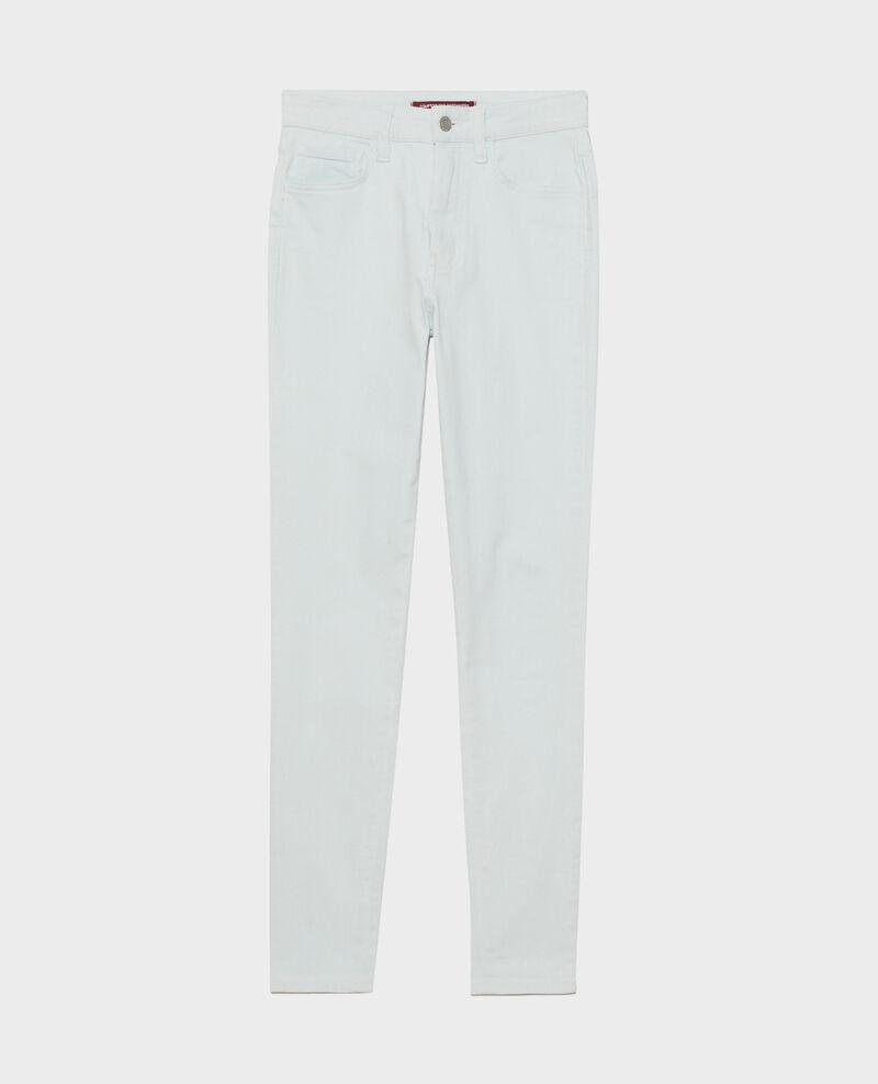 DANI - SKINNY - Jeans de talle alto Bleach blue Naira 1