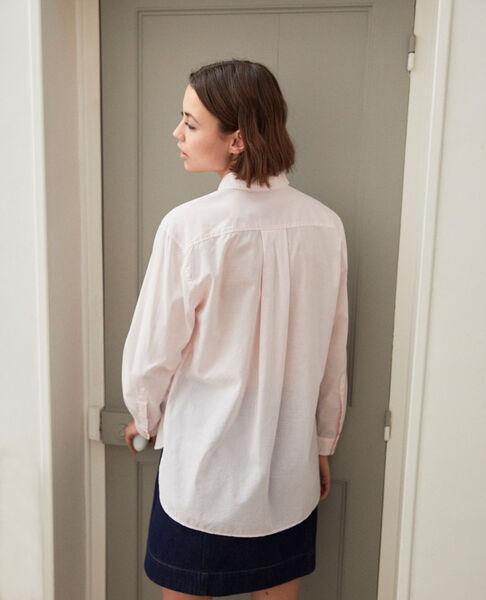Comptoir des Cotonniers - Camisa atemporal de algodón Pink - 4