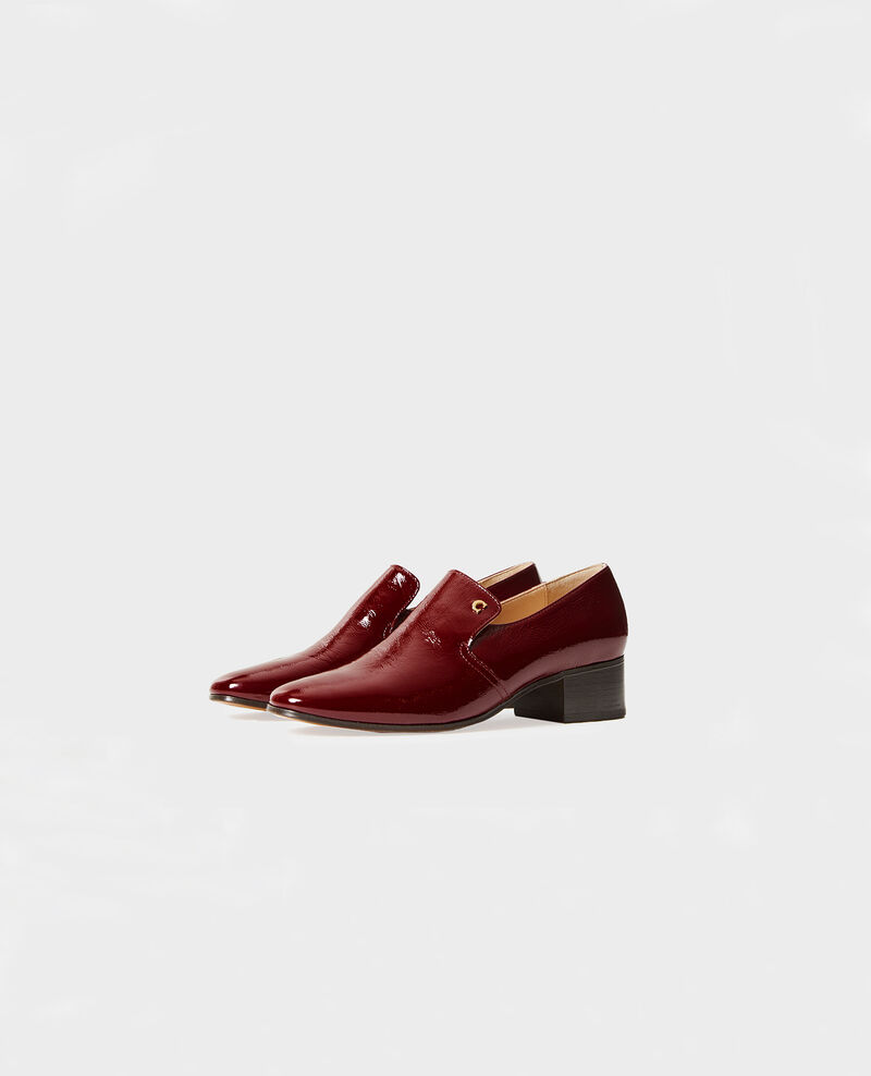 Mocasines de cuero Royale red Meaux