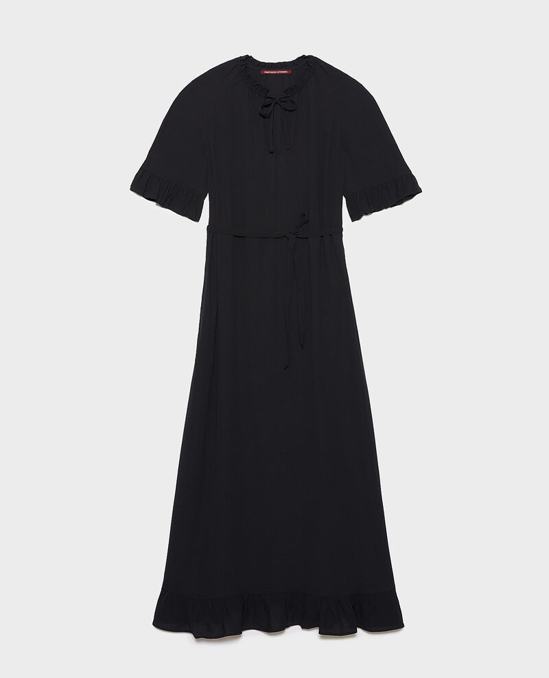 Vestido largo Black beauty Niville