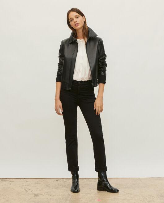 Jeans de corte recto BLACK BEAUTY
