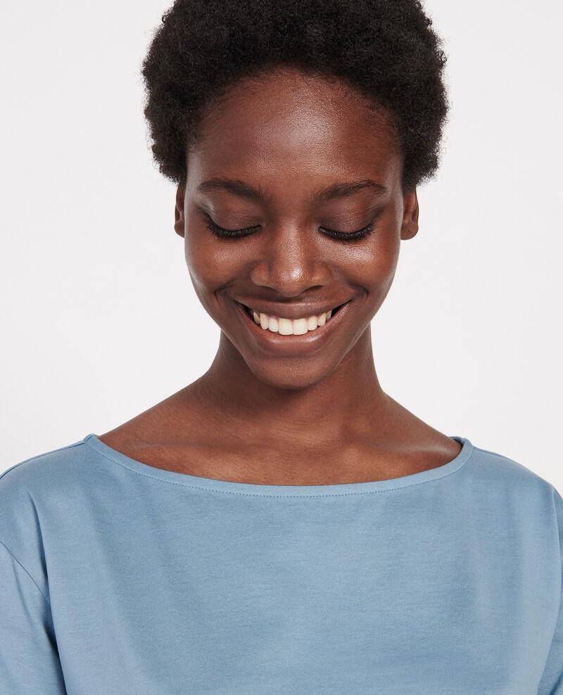 Camiseta de algodón egipcio Bluestone Lotel