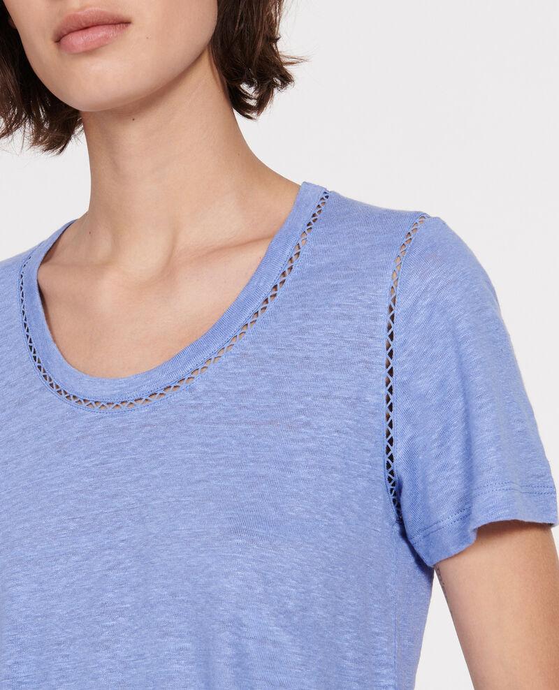 Camiseta de lino Persian jewel Lye