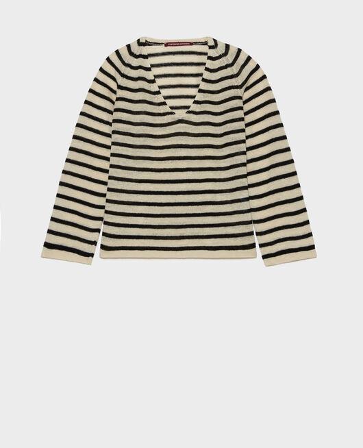 Camiseta de lino LOGRON_5059