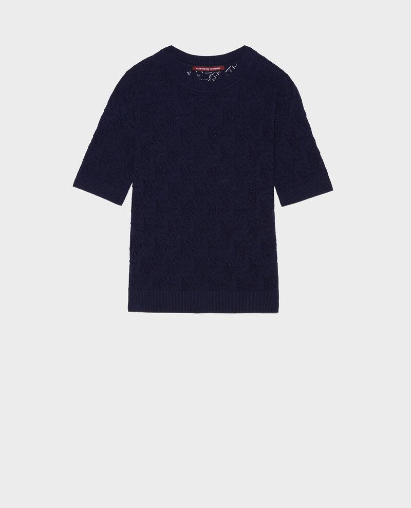 Camiseta de punto Maritime blue Lagos