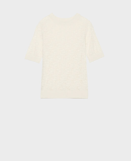 Camiseta de punto BUTTERCREAM