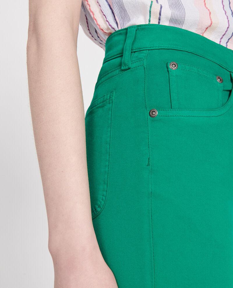 SLIM STRAIGHT - Jeans corte recto Golf green Lozanne