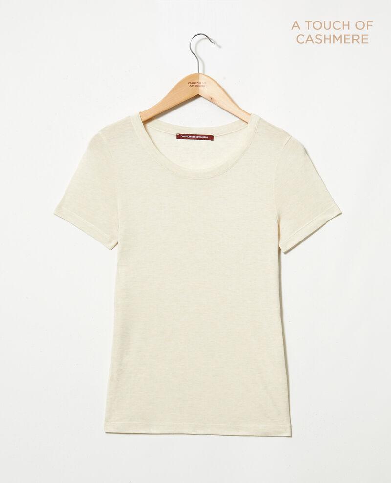 Camiseta atemporal Natural beige Impax