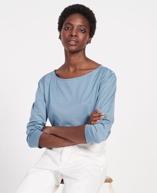 Camiseta de algodón egipcio BLUESTONE