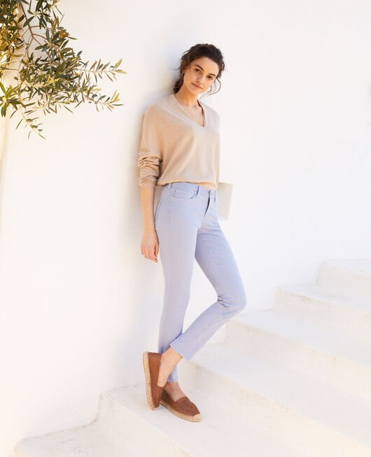 Jeans Skinny RIBBON BLUE