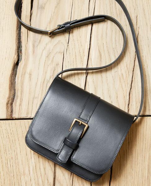 Comptoir des Cotonniers - Bolso de cuero Noir - 2