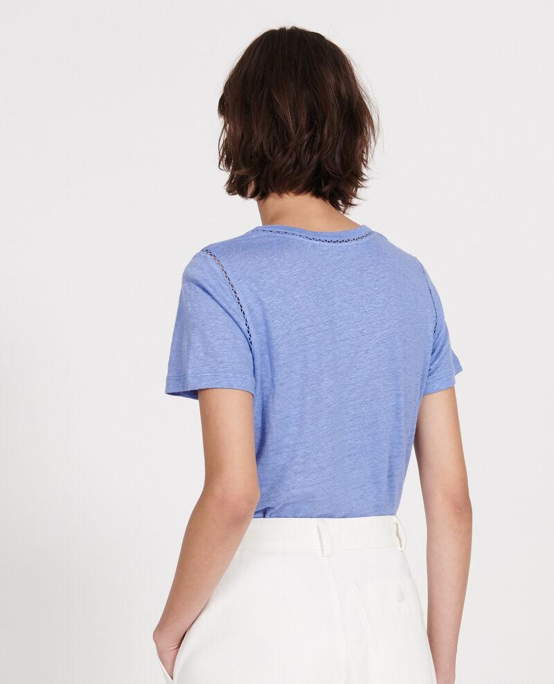 Camiseta de lino de jersey Persian jewel Lye