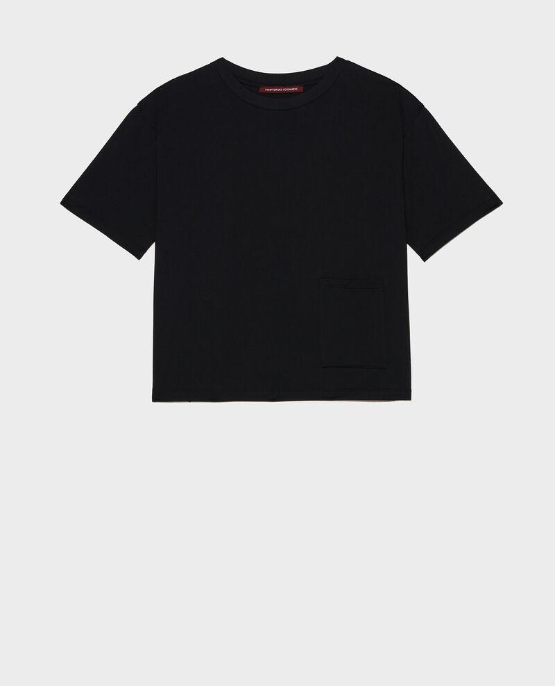 Camiseta oversize Black beauty Lexana