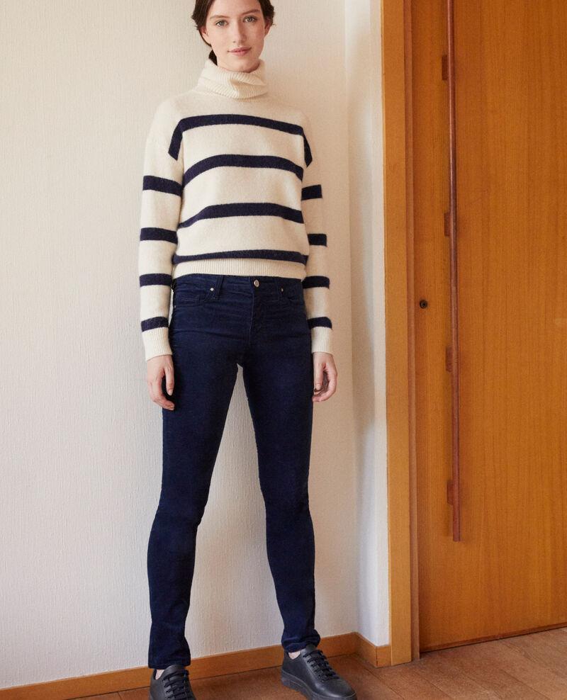Jeans corte slim Medieval blue Guillemin