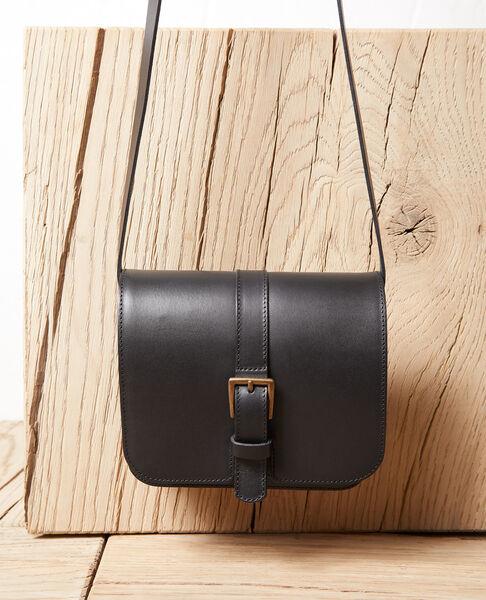 Comptoir des Cotonniers - Bolso de cuero Noir - 3