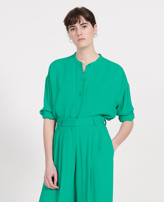 Blusa de corte recto GOLF GREEN