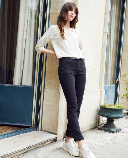 Jeans slim NOIR