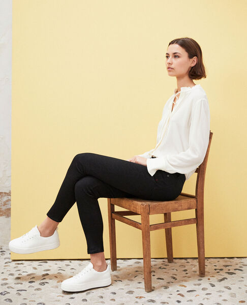 Comptoir des Cotonniers - Jeans skinny Noir - 2