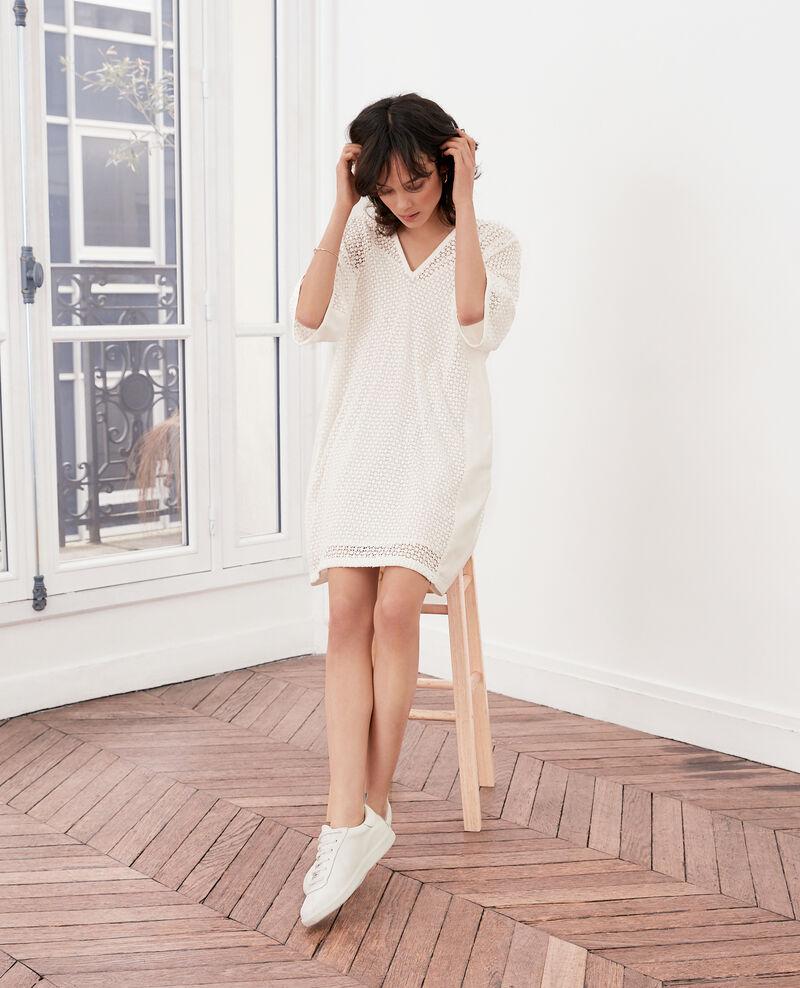 Vestido de encaje Kaolin Fragonne