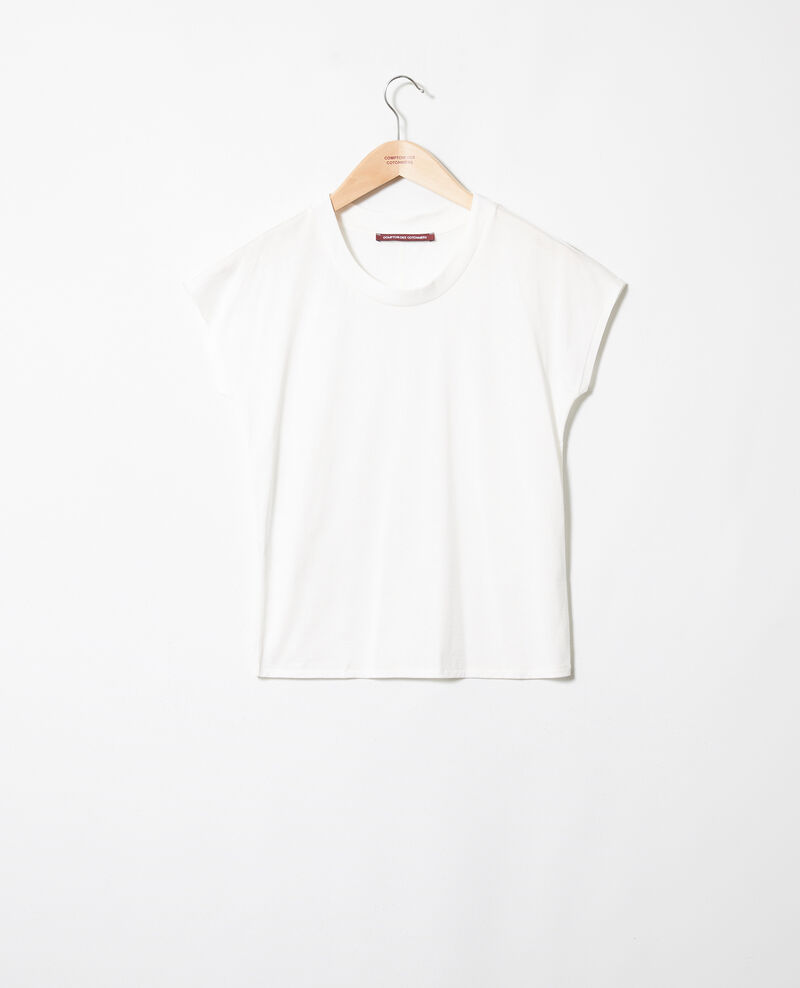 Camiseta atemporal Coconut milk Joya