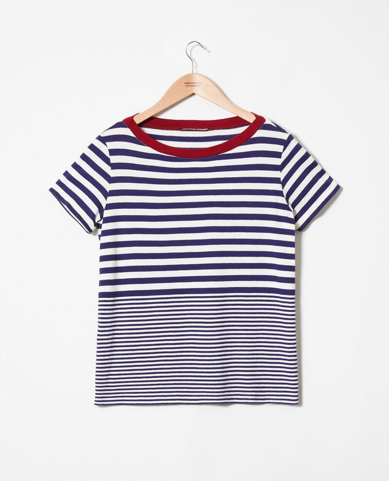 Camiseta de rayas Butter/evening Joxy