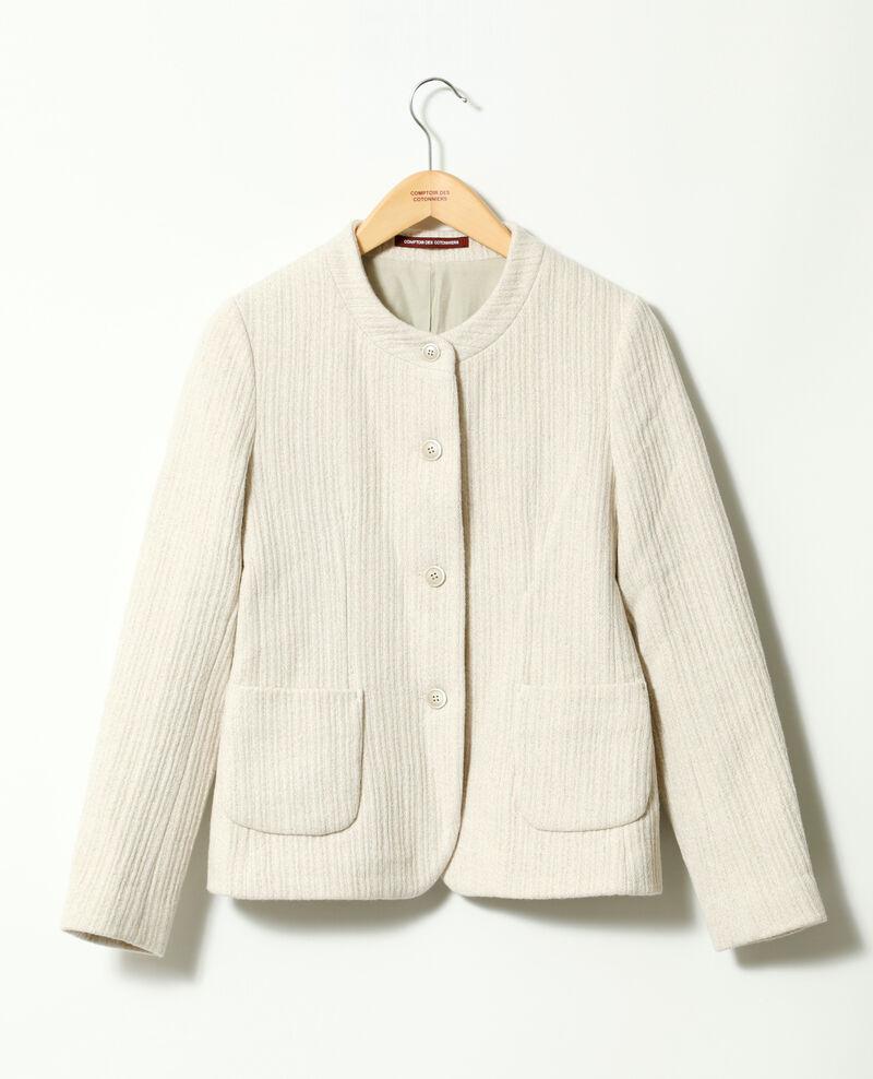 Chaqueta corta Blanco - Gaplio  86471b52515b2
