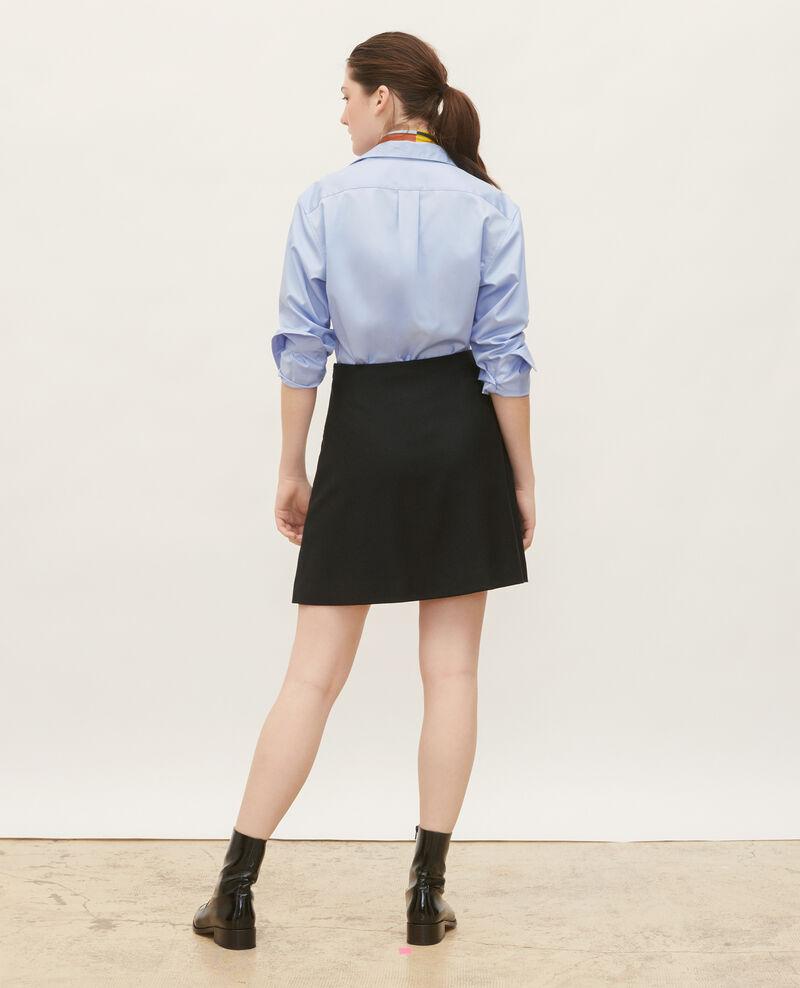 Camisa de hombre de algodón Supima Classic blue Mynde