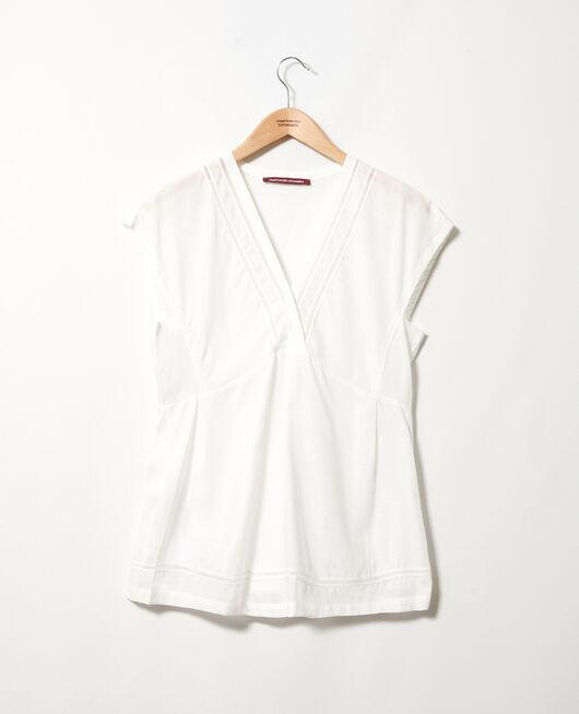 Blusa con bordados COCONUT MILK