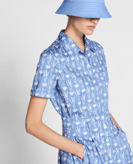 Camisa de algodón MOYEN LAVANDE PERSIAN JEWEL