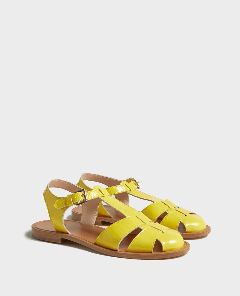 Sandalias de charol Maize Lapiaz