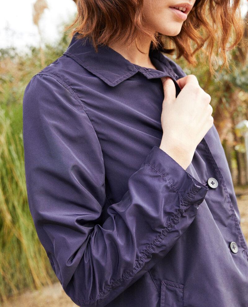 Pequeño abrigo impermeable Ink navy Ipremo