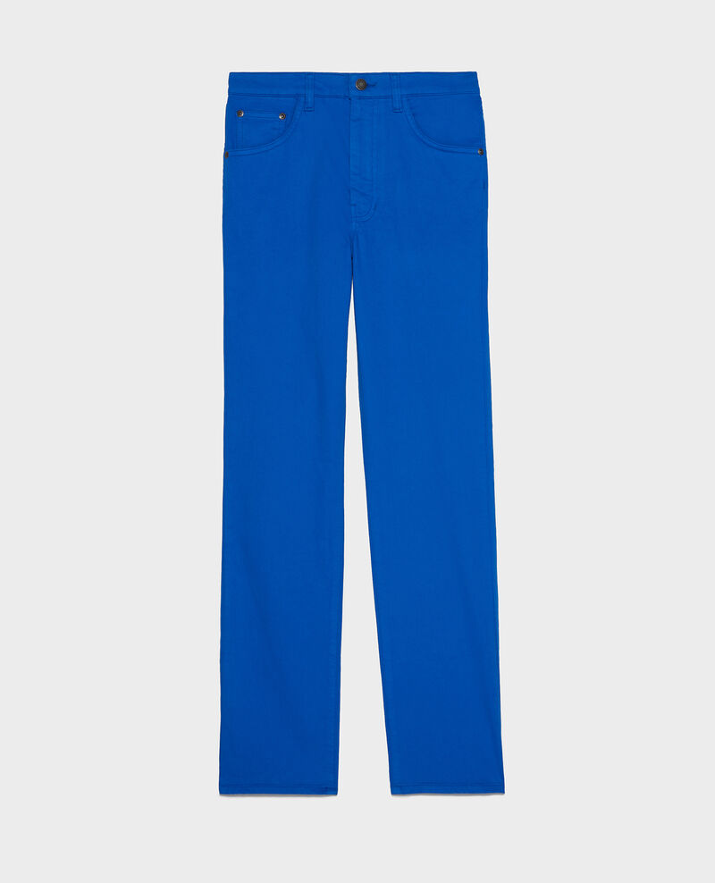 SLIM STRAIGHT - Jeans corte recto Princess blue Lozanne