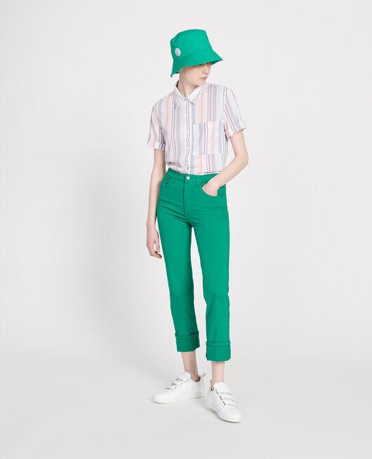 Pantalón de corte recto GOLF GREEN