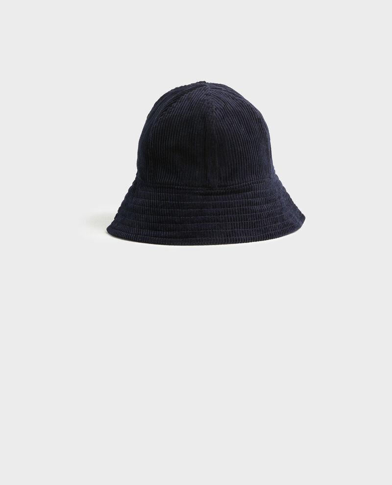 Sombrero bob de pana Night sky Pelo
