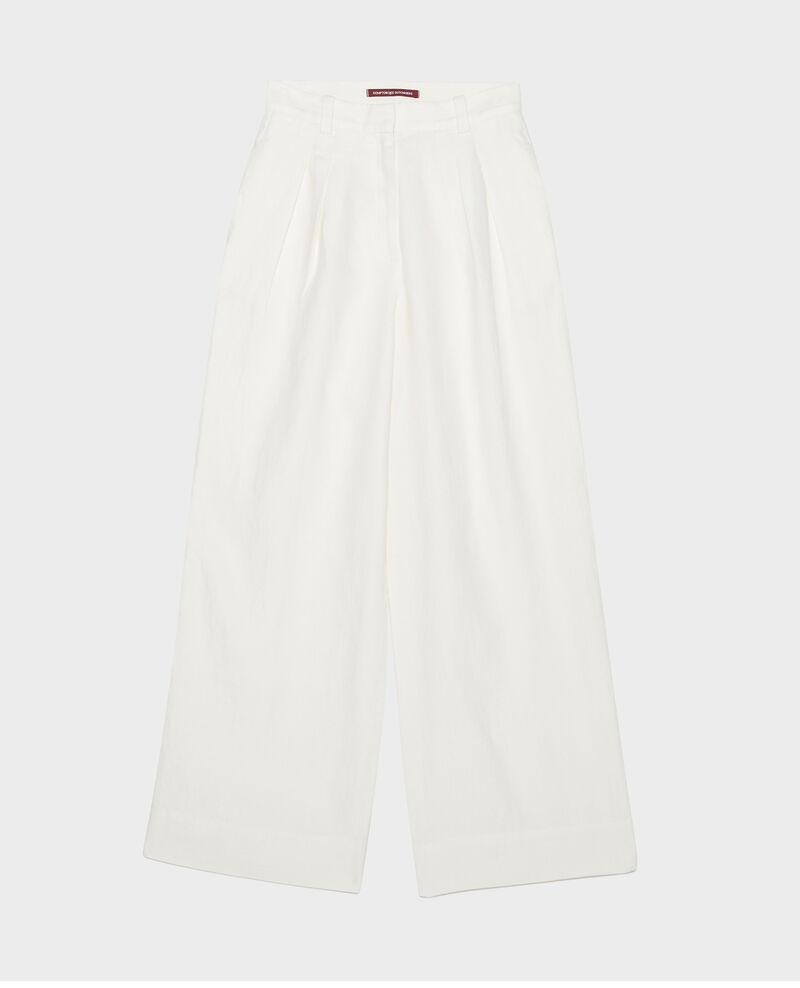 Pantalón de lino Gardenia Lafare