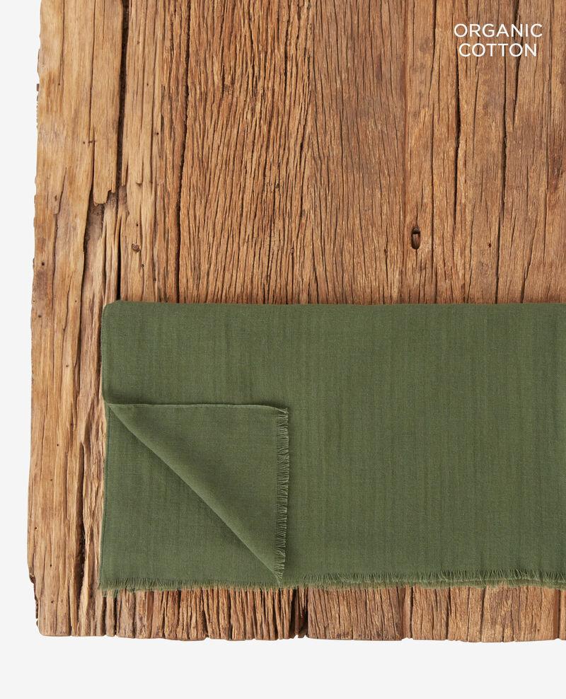 Fular de algodón Laurel green Forga