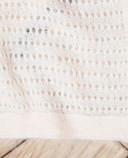 Comptoir des Cotonniers - Bufanda de punto fantasía Light pink - 3