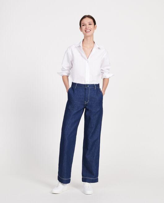 Jeans de pintor INDIGO DENIM