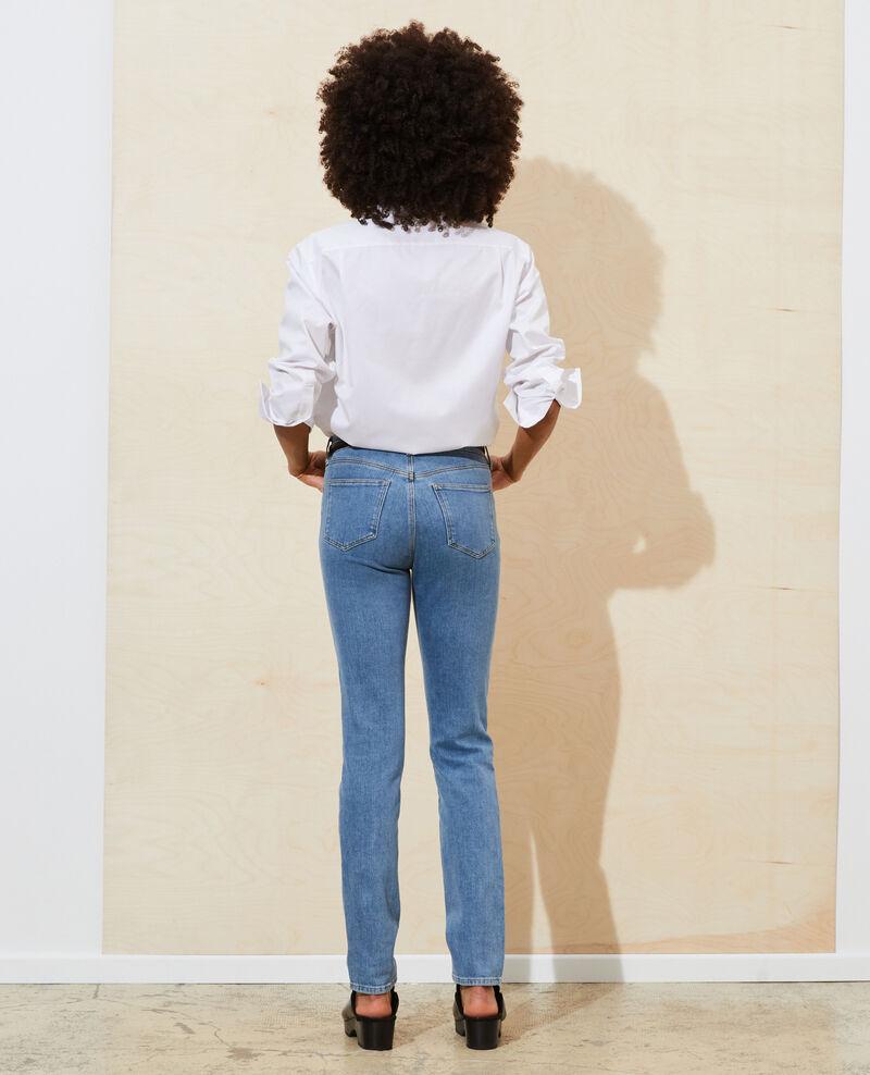 LILI - SLIM - Jeans 5 bolsillos Denim medium wash Pandra