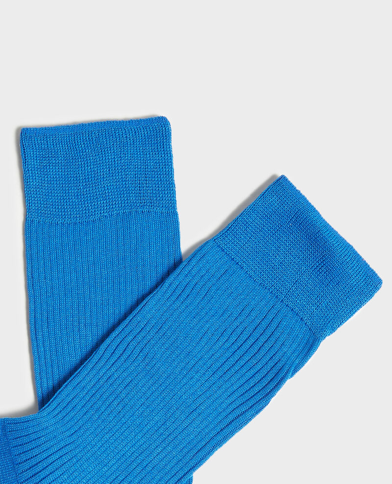 Calcetines Princess blue Loig