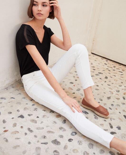 Jeans skinny regular OFF WHITE